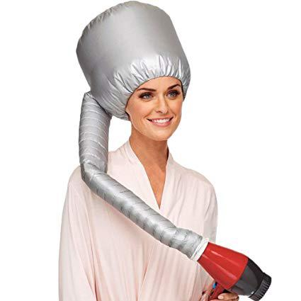 casque sèche cheveux