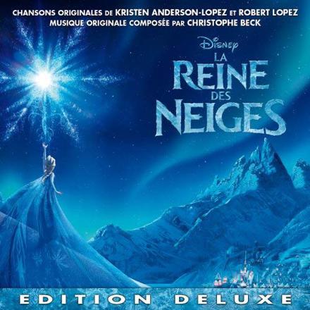 cd musique reine des neiges