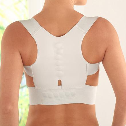 ceinture pour redresser le haut du dos