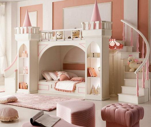 chambre magnifique pour fille