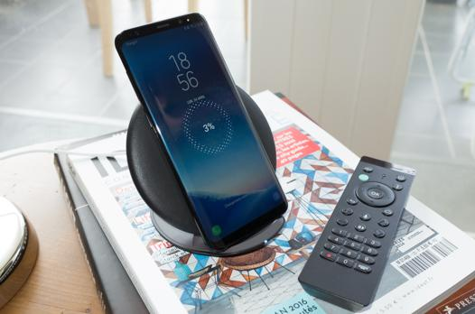 chargeur induction s8+