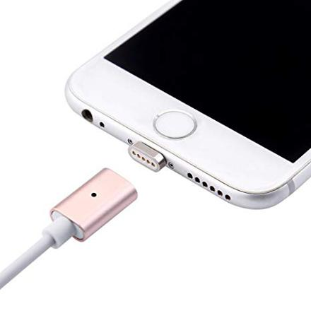chargeur iphone aimant