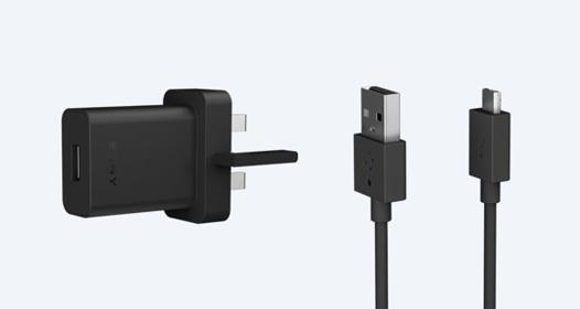 chargeur xperia z5