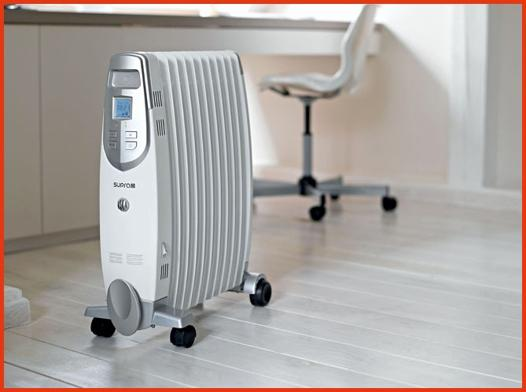 chauffage electrique pour chambre
