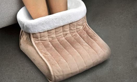 chauffe pied