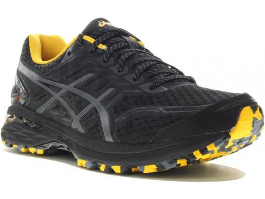 chaussure asics trail