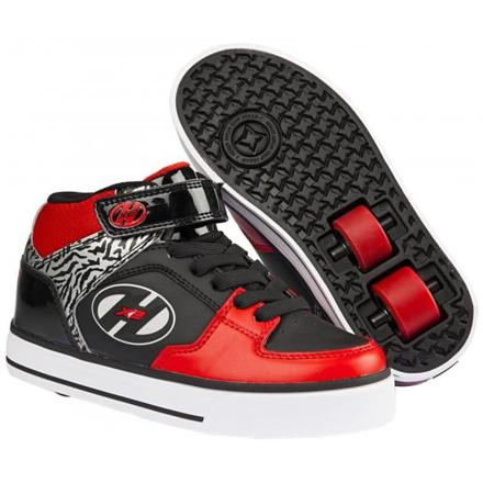 chaussure roulette heelys