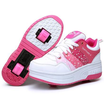 chaussures à roulettes pour filles