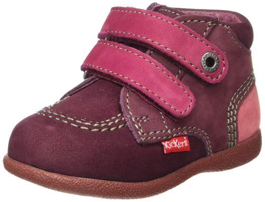 chaussures bébé premiers pas kickers