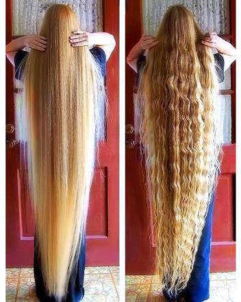 cheveux lisse en anglais