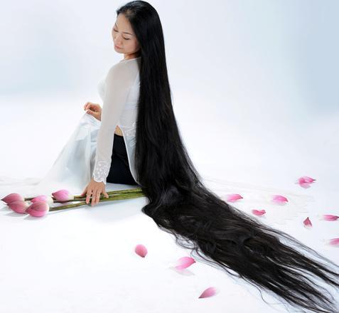 cheveux plus long