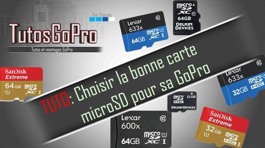 choisir micro sd