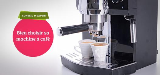 choisir sa machine à café