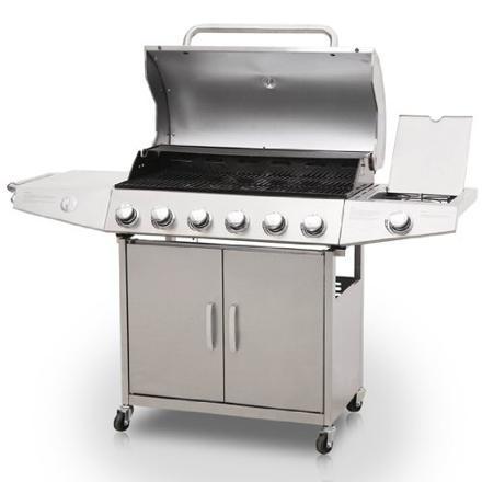 choix barbecue gaz