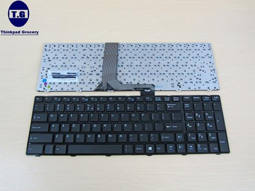clavier msi gp60