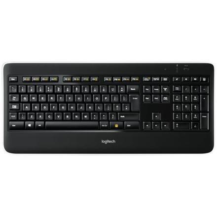 clavier retroeclairé sans fil