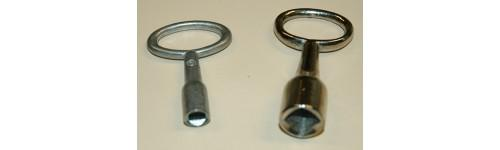 clé carré femelle