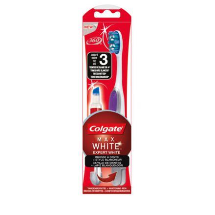 colgate max white stylo blancheur