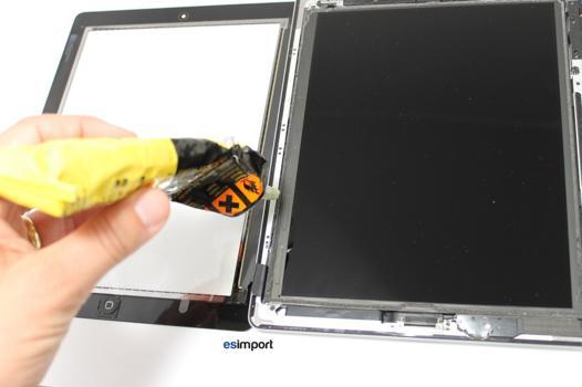 colle pour vitre écran tactile