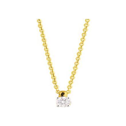 collier en or pour femme