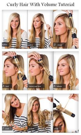 comment avoir cheveux ondulés