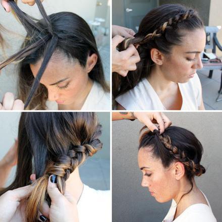 comment faire une coiffure