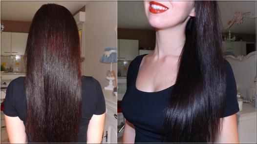 comment rendre des cheveux lisse