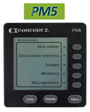 concept 2 pm5