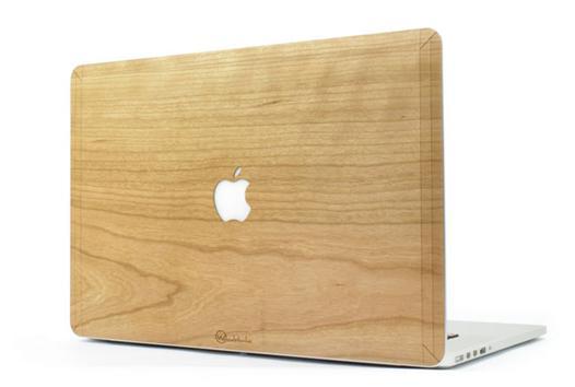coque macbook air 13 bois
