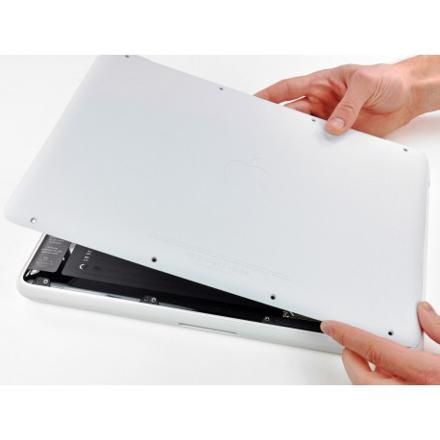 coque macbook blanc