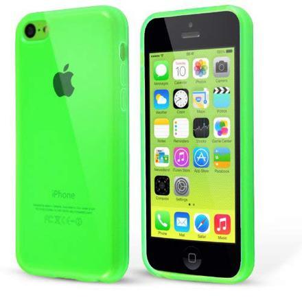 coque pour iphone 5c vert