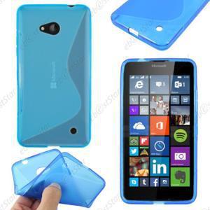 coque silicone lumia 640