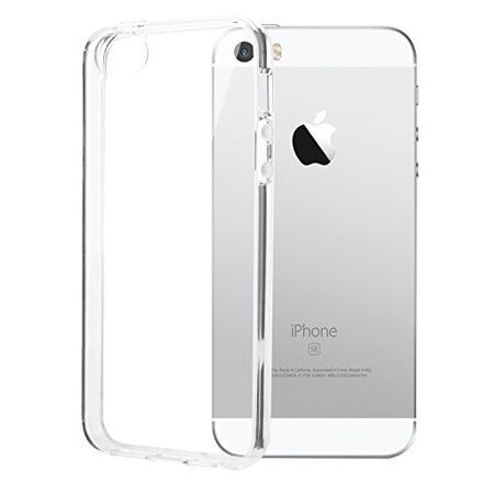 coque transparente iphone se