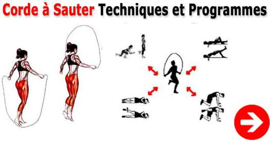 corde a sauter muscle