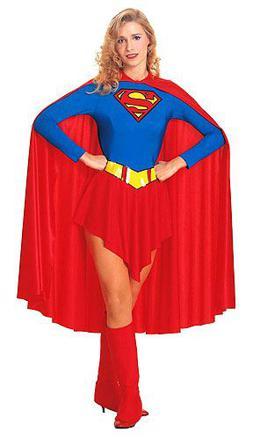costume superman femme