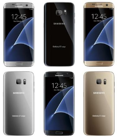 couleur samsung galaxy s7