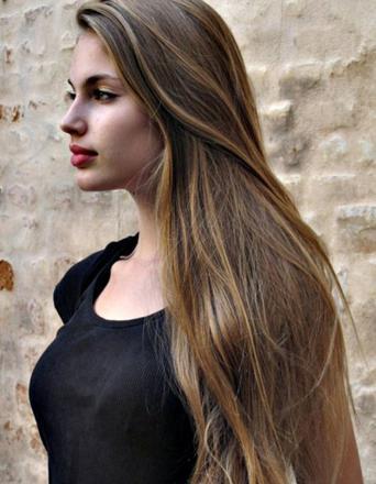 coupe cheveux lisse femme