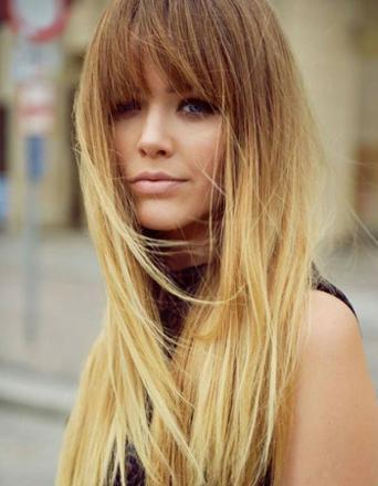 coupe femme cheveux long