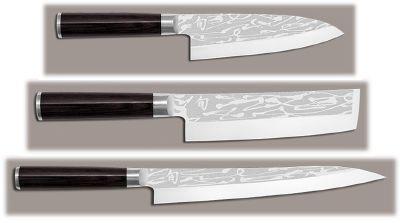 couteau japonais shun