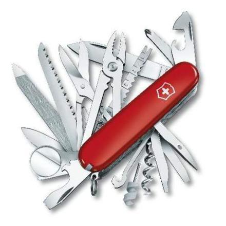 couteau suisse garantie a vie