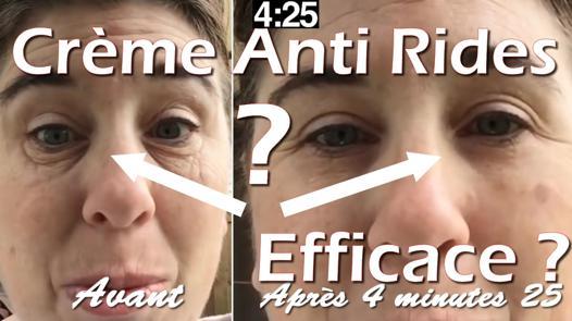 creme anti rides efficace