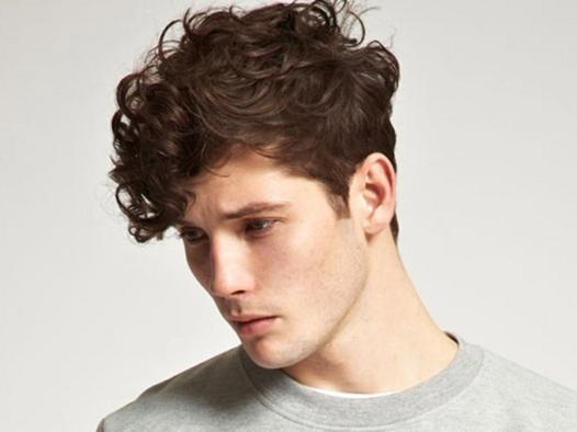 dégradé homme cheveux epais