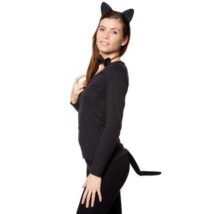 déguisement chat femme