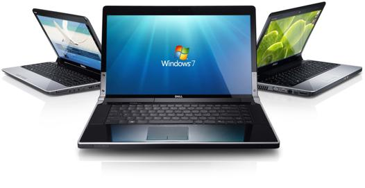 dell windows 7