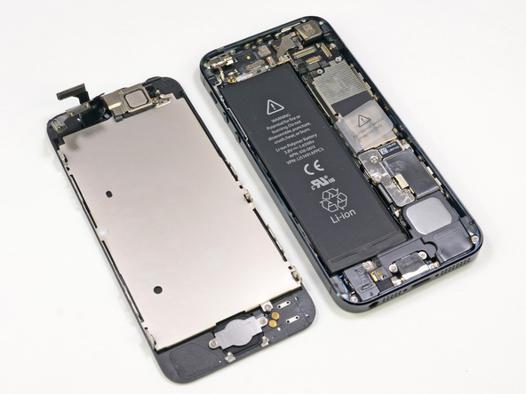 demonter un iphone 5