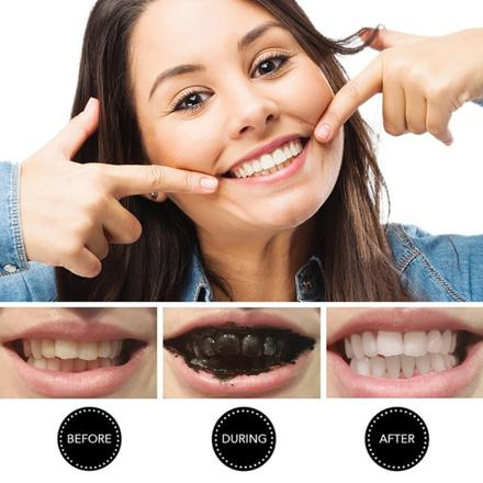 dentifrice charbon coco