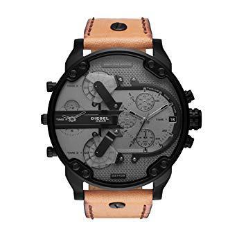 diesel montre homme