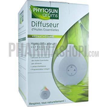diffuseur huile essentielle phytosun