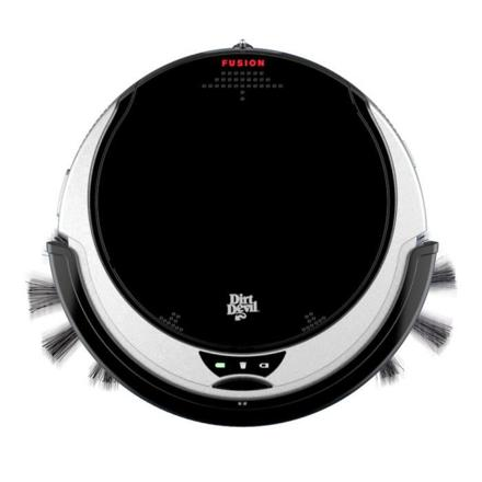 dirt devil aspirateur robot