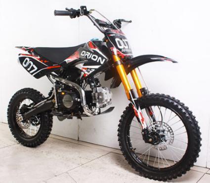 dirt moto